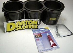 Darton MID Block Sleeves for Honda K24 Accord TSX   eBay