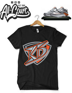 Kevin Durant Kd7 Texas Custom Sneaker T Shirt Kd35 Ebay