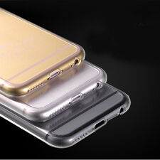 """10PCS Ultra Thin Crystal Clear Soft Gel TPU Guard Case Cover For iPhone 6 (4.7"""")"""