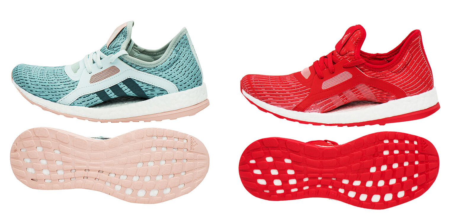 Adidas Women's Pure Boost X Running shoes AQ3399 AQ3401 Marathon Gym Trainers