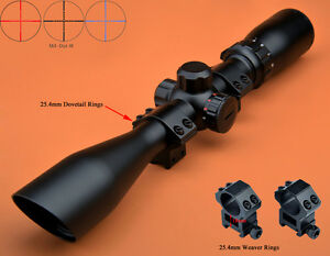 Free ship r b hunting zielfernrohr rifle scope w kinds of