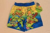 Baby Boys Bathing Suit Swim Trunks Shorts 18 Months Tmnt Ninja Turtles Uv 50