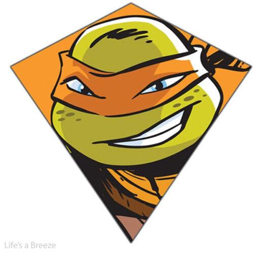 Teenage Mutant Ninja Turtles. Michelangelo. With handle And Kite Line