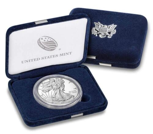 OGP /& Papers 2017-W American Silver Eagle Proof
