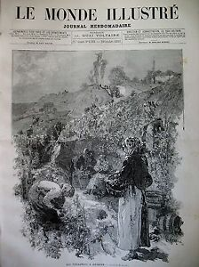 ANDRESY-VENDANGES-BRETAGNE-NOCES-PRIERE-DES-MENDIANTS-POUR-LES-EPOUX-1883