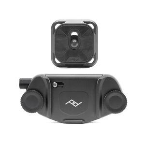 Peak-Design-CAPTURE-V3-Camera-Clip-With-Plate-For-DSLR-Mirrorless-Camera-Black