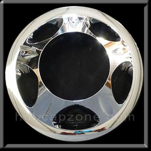 """11-2020 GMC Sierra 3500 17/"""" Dually Chrome Front Wheel Simulator Skin Cover Liner"""