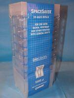 Rainin Gps-1000 Spacesaver Tip Rack Refills 1000ul 768 Tips In 8 Stacks