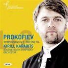 Prokofiev Symphonies 1 & 2 Sinfonietta CD