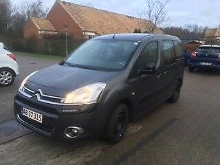 Citroën Berlingo, 1,6 e-HDi 92 Seduction E6G, Diesel