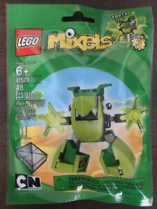 New LEGO Mixels Torts Series 3 Set 41520 From Cartoon Network.