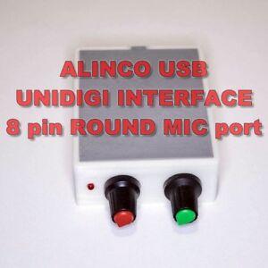 Alinco-DX-70-amp-DX-77-Digi-Interface-with-PTT-PSK-PSK31-FT8-SSTV
