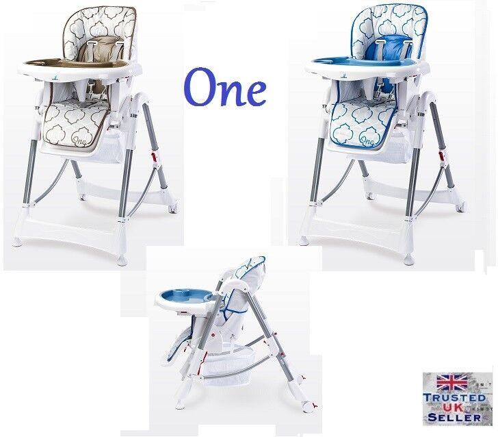 Caretero une chaise haute bébé chaise haute bébé alimentation Livraison Le Jour Suivant