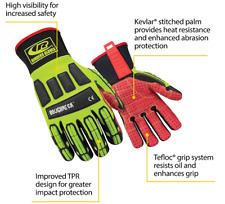 Ringers R 267 Roughneck Heavy Duty Work Gloves Impact Resistant Gloves
