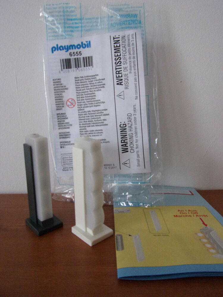 Playmobil Compléments & Accessoires - 6555 Beleuchtungsset-neuf-t - Neu Fr-frafficher Le Titre D'origine