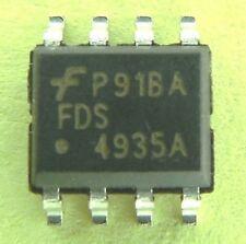 10 PCS FDS6681Z SOP-8 FDS6681 6881Z 30 Volt P-Channel PowerTrench MOSFET