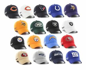 los angeles top brands classic shoes Details about BRIDGESTONE NFL ADJUSTABLE GOLF HAT/CAP '47 NEW 2018- PICK A  TEAM AND COLOR
