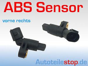 ABS-Sensor-Raddrehzahl-VA-rechts-vorne-Audi-A3-8L-8P-TT-8N