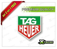 XTREME-in TAG HEUER REFLECTIVE STICKER FOR CAR, BIKE, DOOR,GLOSS (4 inch)