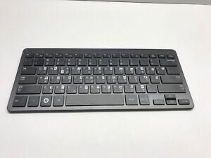 33c334e6c8a Samsung AA-SK2NWBB/IL Bluetooth Wireless Keyboard 36725729889   eBay