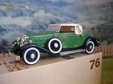 1/43 Rio (Italy) Cadillac V16 1931 #76