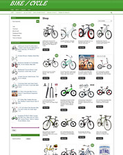 Cycle Website One Years Hosting Ecommerce Business Run At Home