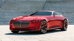 Details About Vision Mercedes Maybach 6 Silk Posterwallpaper 24 X 13 Inches
