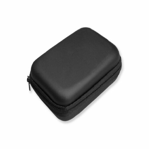 1xEarphone Headphone Earbuds Cable Storage Bag Case Container Box Pouch Holder