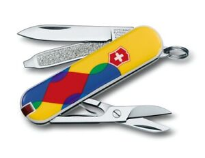 Victorinox - Yuxtaposed - Classic SD - Swiss Army SAK - Multi-Tool - 56129