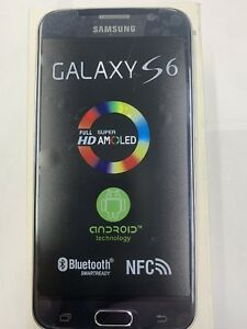 Samsung-Galaxy-S6-SM-G920A-32GB-Black-Sapphire-AT-amp-T-Unlocked-Smartphone