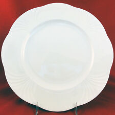 "Villeroy & Boch ARCO WEISS (WHITE) Dinner Plate 10.25"" Bone China NEW"