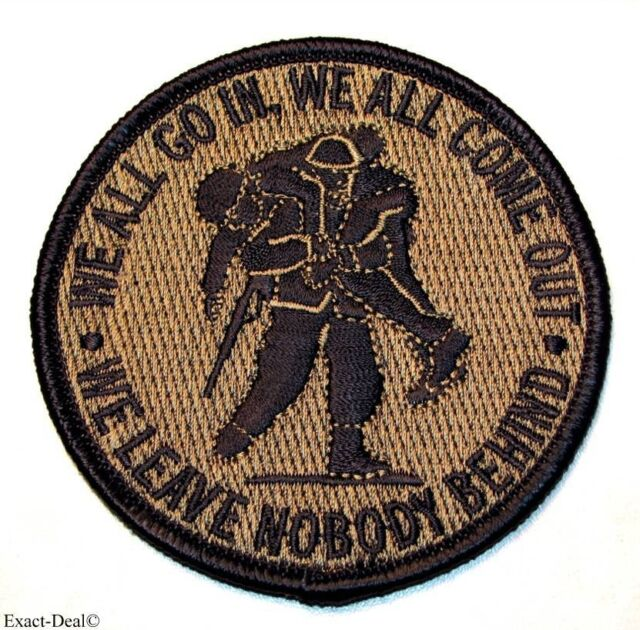 Canadian War Veterans ( We leave nobody behind ) Patch