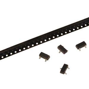 50PCS BC807-40 Transistors PNP SMD 45V 0,5A NEW