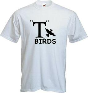 039-T-039-Birds-Grease-Fancy-Dress-Quality-T-shirt-Costume-Funny-Greece