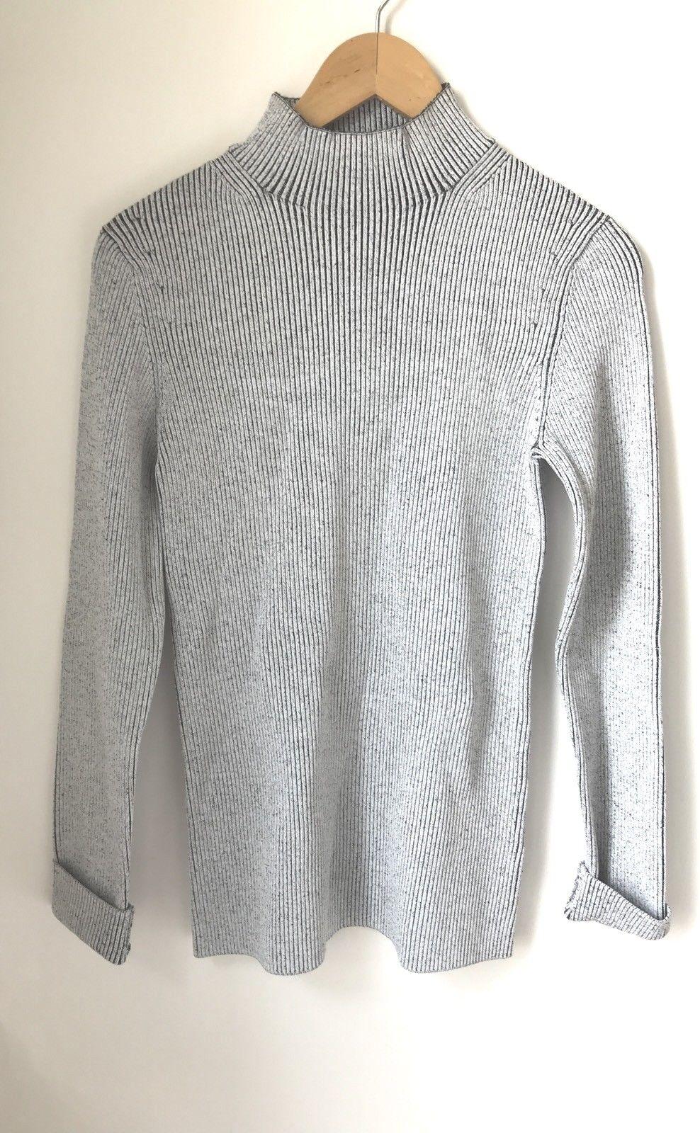 Proenza Schouler Large Grey Sweater