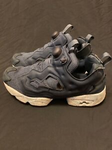 8a42e02e Reebok Insta Pump Fury OG Navy Blue/White Sneakers Men's Size 8 ...