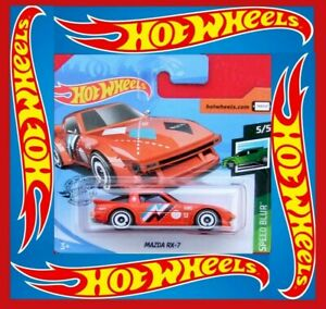 Hot-Wheels-2020-Mazda-rx-7-130-250-neu-amp-ovp