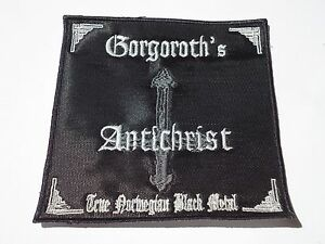 GORGOROTH-ANTICHRIST-EMBROIDERED-PATCH