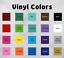 miniature 2 - Personalized Cursive Name Vinyl Decal Sticker | Script, For Yeti Tumbler cup
