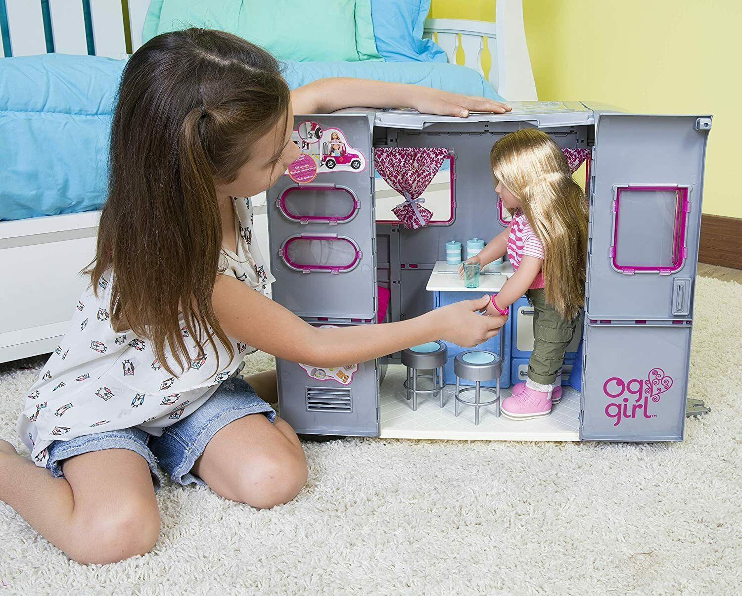 Our Generation RV Seeing You Camper 18-Inch Dolls for sale online ...