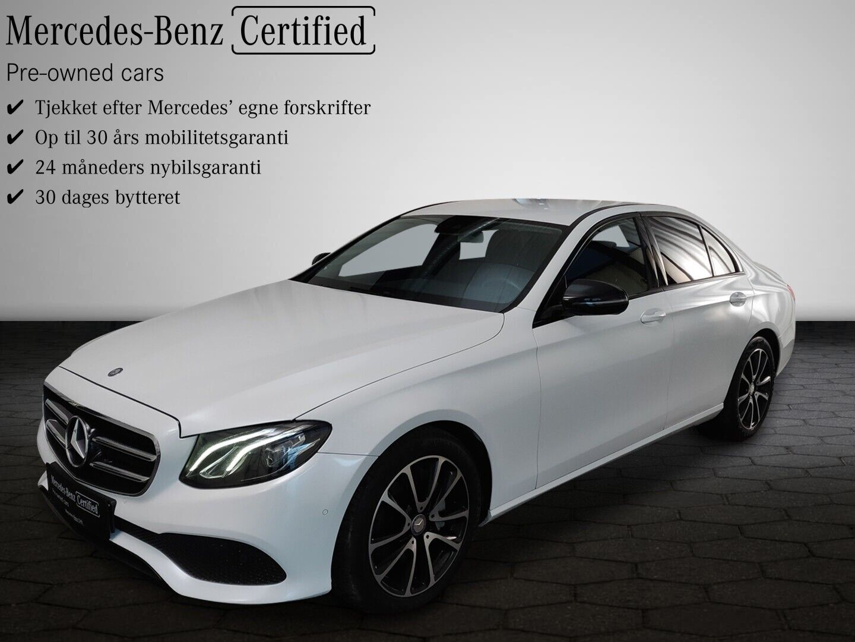 Mercedes E350 d 3,0 Avantgarde aut. 4d - 449.900 kr.