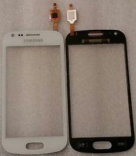 Pantalla táctil de vidrio frontal Touch Flex Samsung Galaxy Trend duos s7562 Ace 2x s7560