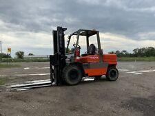 Toyota Forklift 02 5fd40 Pneumatic Tire Diesel
