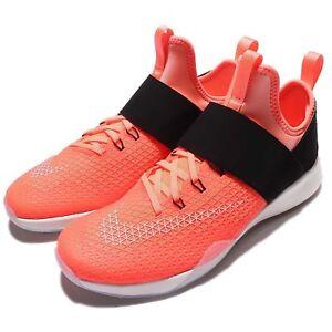 NIKE Air Zoom Strong Women Training Shoes Bright Mango Summit White ... 1860770c6