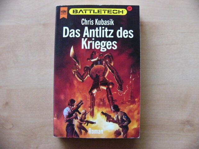 Das Antlitz des Krieges von Chris Kubasik (Taschenbuch) Battletech 18