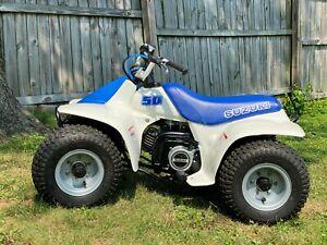 Restored 1987 Suzuki LT50H - Ready to Ride w/ Video, Quadrunner, LT50, JR50, 50