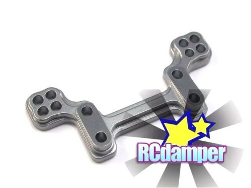 ALUMINUM REAR SHOCK TOWER GY FOR AXIAL 1//10 EXO TERRA BUGGY MOUNT DAMPER PLATE