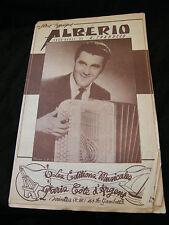 Partitur Alberio R Trabucco Iberica Gus Viseur Ségurel Music -blatt