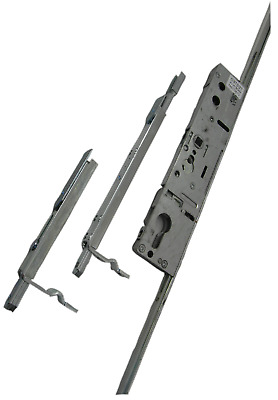 Lockmaster Yale Slave French Door Locking Mechanism With