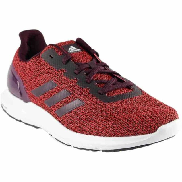 890c35510e9b Adidas CloudFoam AdiWear Cosmic 2 SL Men Running Training Shoes Burgundy  CQ1712